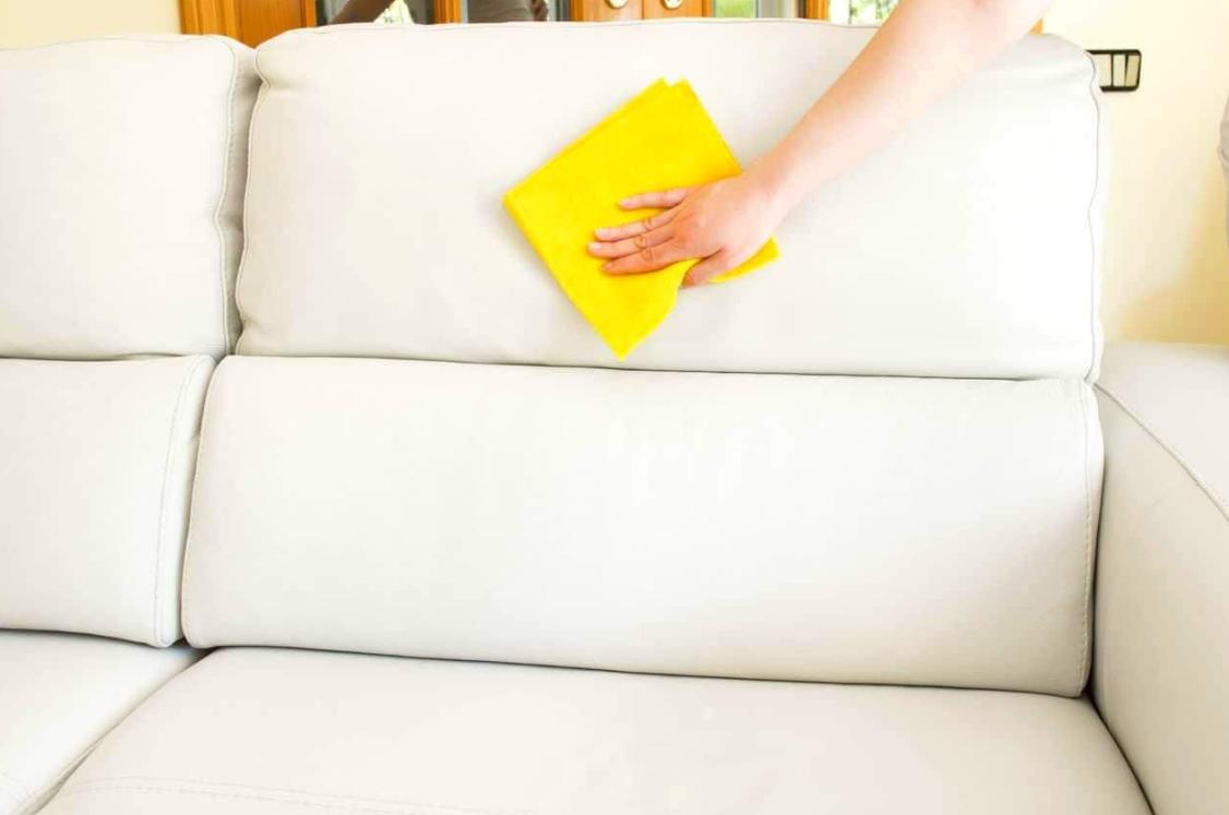 Химчистка тканевой мебели. 6 этапов